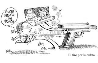 foto falsa El Tiempo