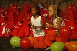 Festa de Encerramento Centro Social Carisma 13.12.07