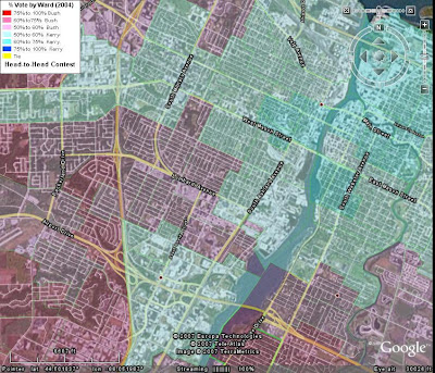 FairPlan2020: From Google Earth to My Maps