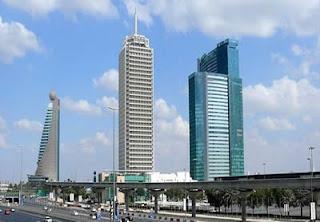 Dubai Vacation: November 2008