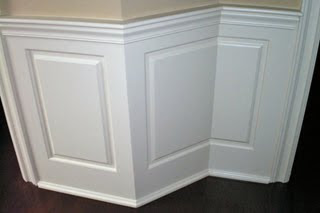 Build Or Remodel Your Own House Wainscoting Ideas