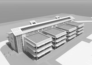 Revit : Rendering in Revit Architecture 2009