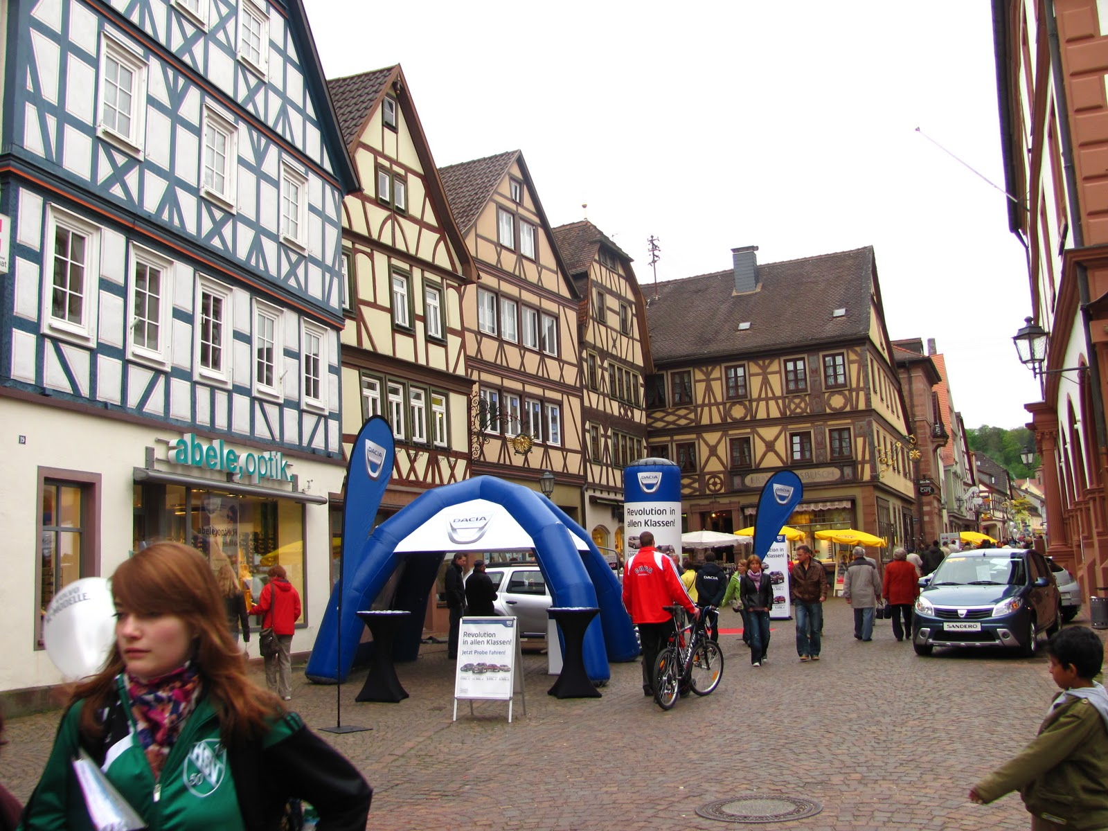 With Love From Lohr: Welcome To Lohr