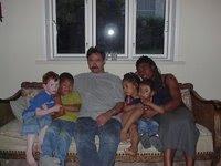Clara og Mati 19.07.2001