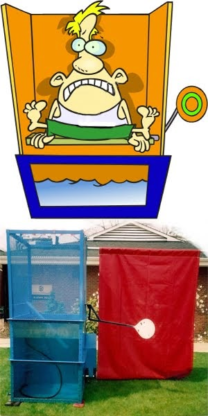 Super Party Games How To Build A Dunk Tank