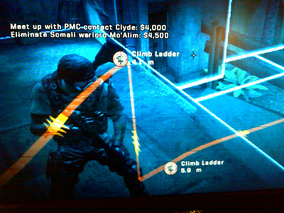 Army of Two's GPS