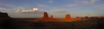 A Visit to Monument Valley, Arizona in our Motorhome