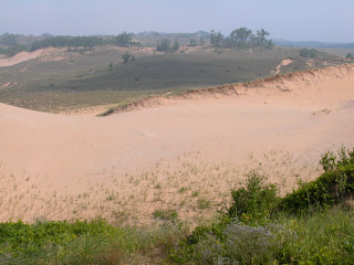 Sleeping Dunes National Lakeshore and FHTV Michigan Blast