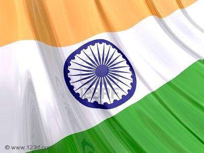 bandera de la india significado