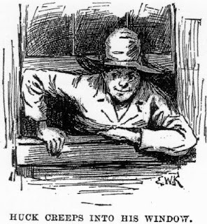 is huck finn too mature Read common sense media's the adventures of huckleberry finn review, age rating, and parents guide huck has been taught to be racist, too.