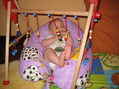 Mamma canguro un altro modo di essere mamma il cuscino allattamento i suoi - Poggia computer da letto ...