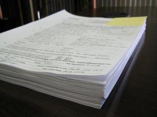 Balyoz planında geleceğe dönüş belgeleri