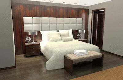 yatak 1 Yatak Odasi Dekorasyonu