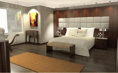 yatak 2 Yatak Odasi Dekorasyonu