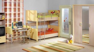 En iyi şekilde dekore edilmiş çocuk odası örnekleri
