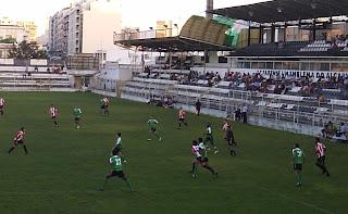 Farense 1-0 Louletano