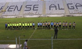 Farense 1-1 Portimonense