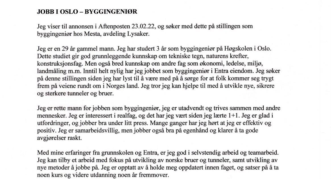 hvordan skriver man et essay norsk