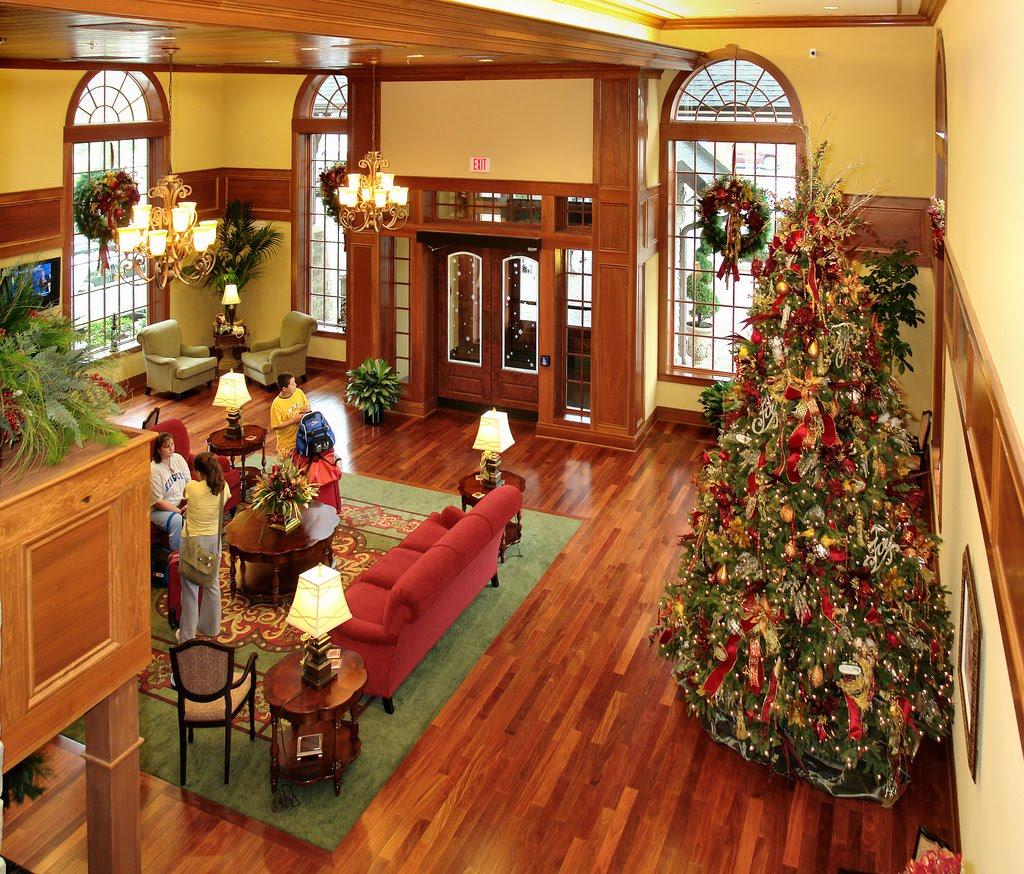 Christmas Tree Inn Tn