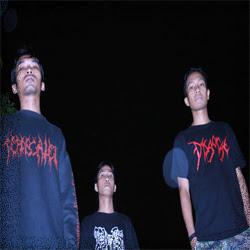 Death Vomit photo band