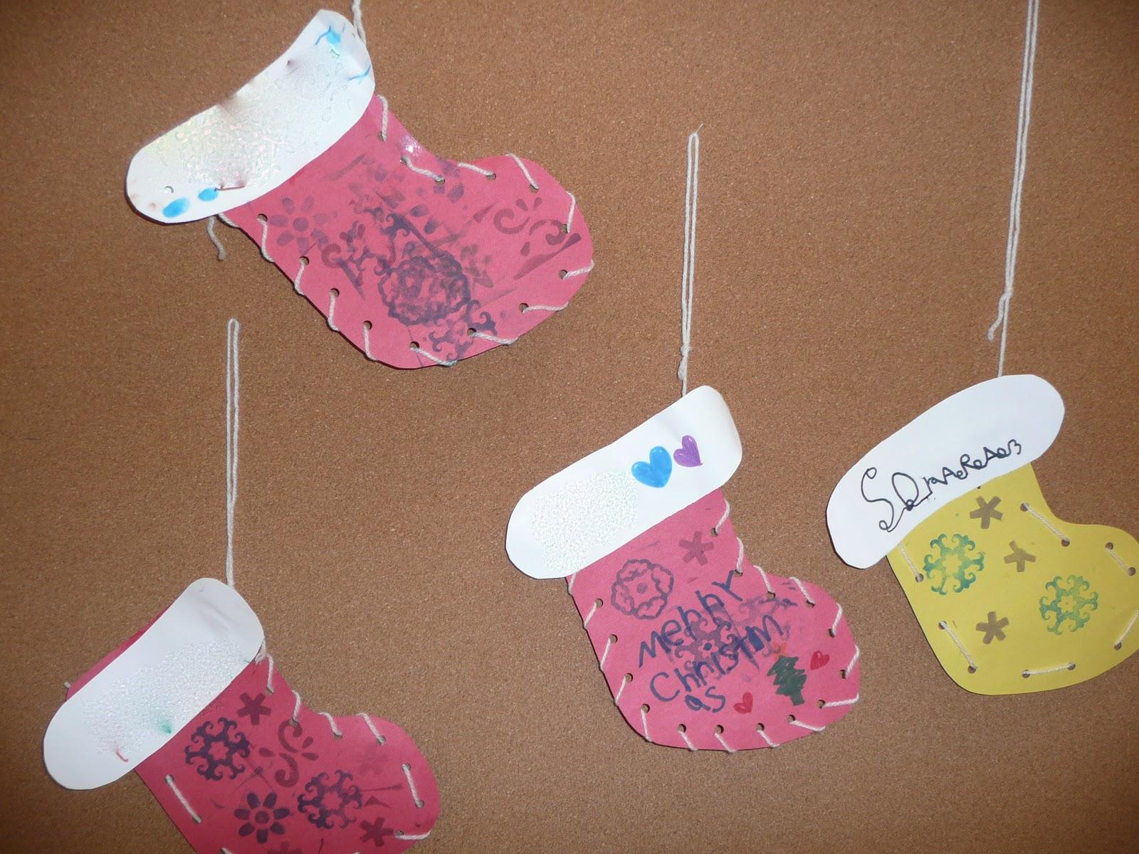 New Hope International School Preschool Christmas Crafts