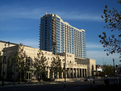 the Encore condos in downtown Nashville, TN