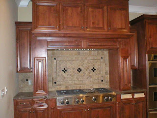 Great kitchen in Hampton Reserve