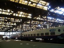 estación Constitución hacia Mar del Plata