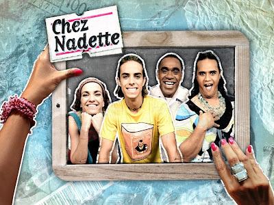 [Sam Kagy] Série - Chez Nadette Cheznadette