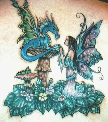 temporary tattoo:Horse womens