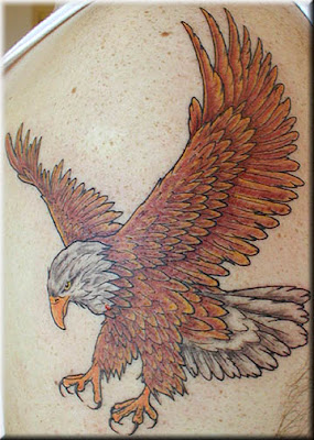 eagle tattoo, Birds tattoo, Body Tattoo, body painting, Abstract Tattoos,