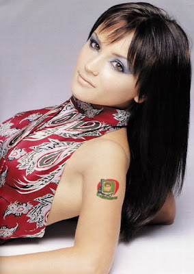 women tattoo, Body Tattoo, skull tattoos, temporary  tattoo,