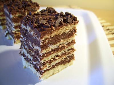 Prajitura cu ciocolata (3)