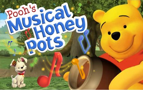 Pooh's Musical Honey Pots