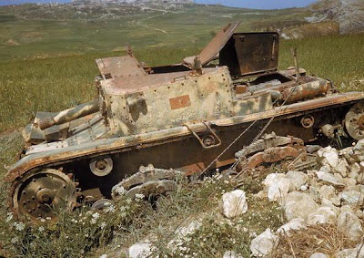 German Panzer Tank Relics Recovered in Europe - Vantiques nl