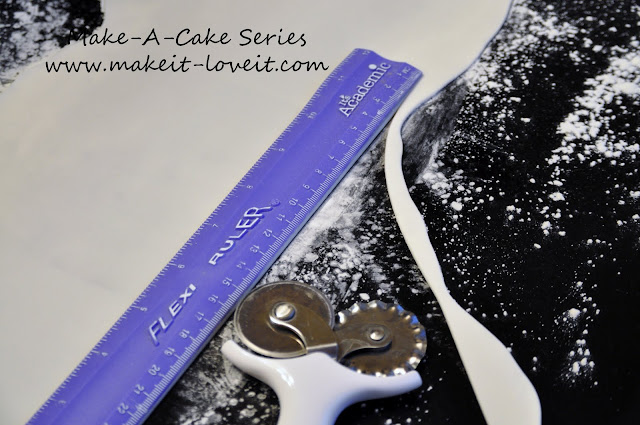 Make A Cake Series Gumpaste Bow Part Ii Make It And