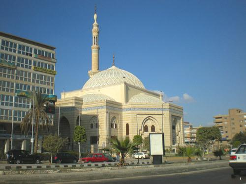 From Egypt With Love Al Hosary Mosque
