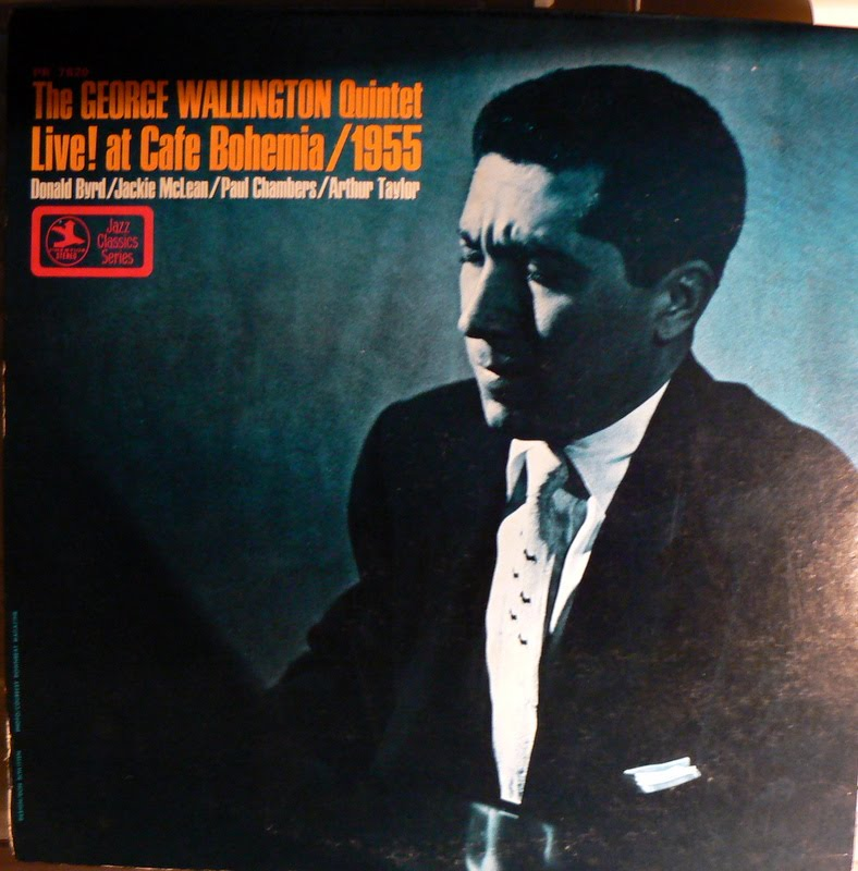 Thank You Bob Weinstock: PR 7820 The George Wallington
