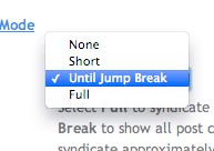Blogger's new jump-break-feed option