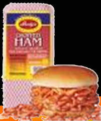 CHIPPED HAM BAR B QUE SAUCE