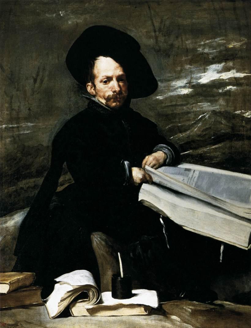 Don Diego de Acevedo, el Primo - Vel?zquez
