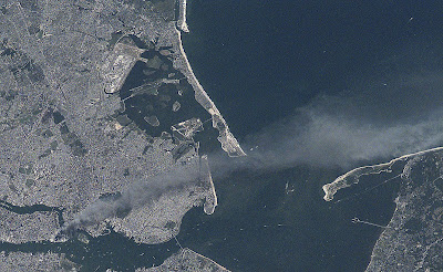 torres quemandose satelite