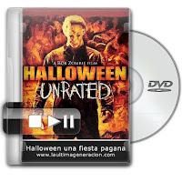 Halloween quien lo hizo