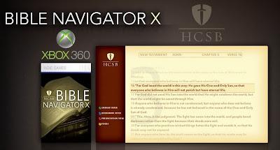 Biblia consola de juegos