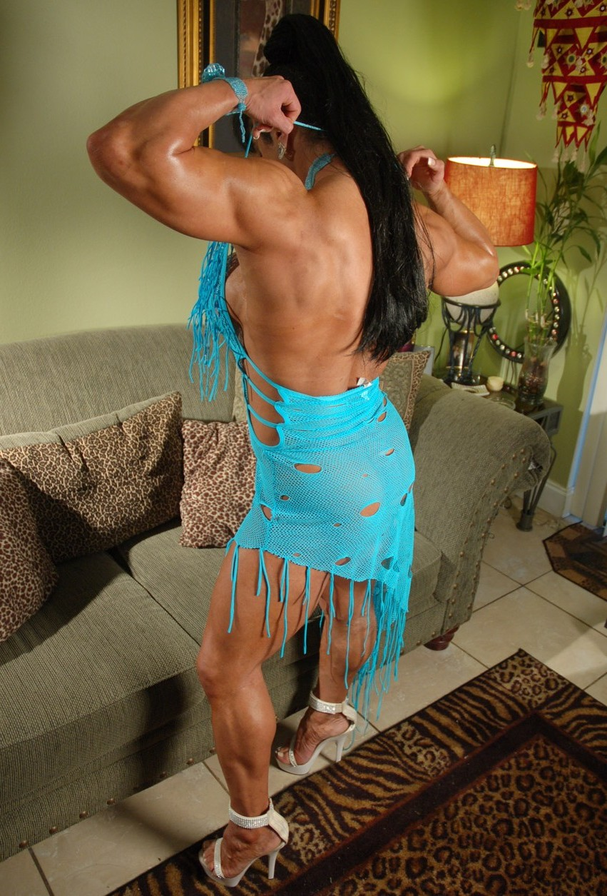 Desi aunty nude belli