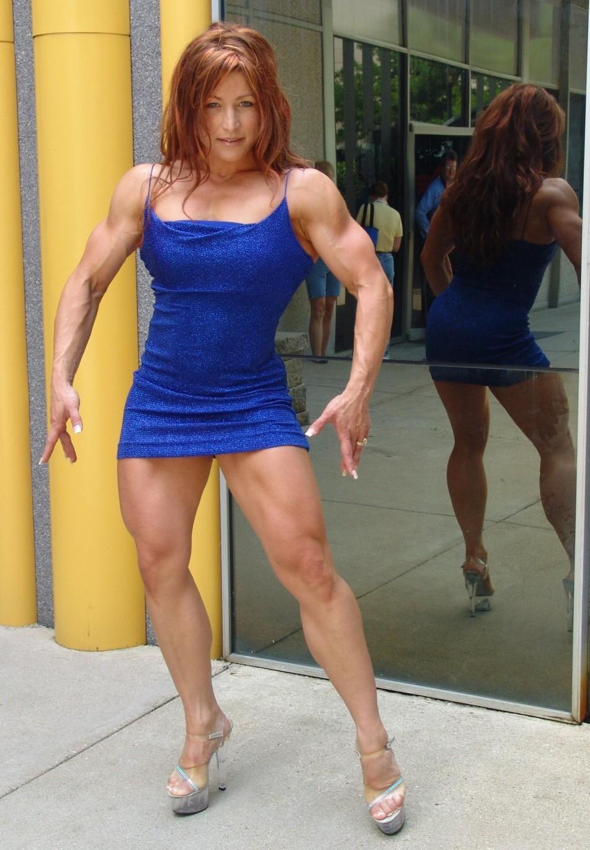 Sexy Muscle Women Pics