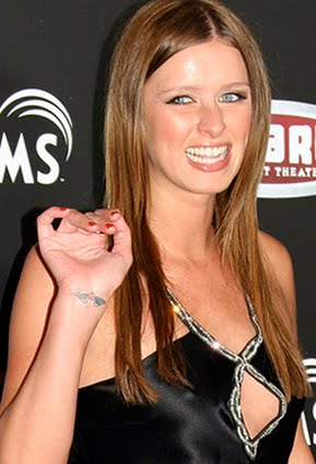 15 Celebrities With Wrist Tattoos Girls Talkin Smack