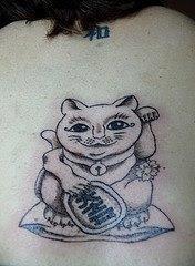 kitty cat tattoo pics