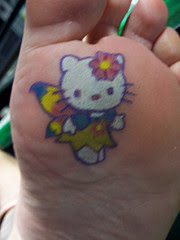 kitty fairy tattoo pics