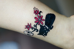 kitty fairy tattoo design images